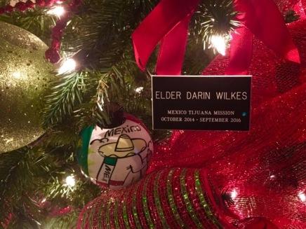 Darin - Christmas Missionary Tag